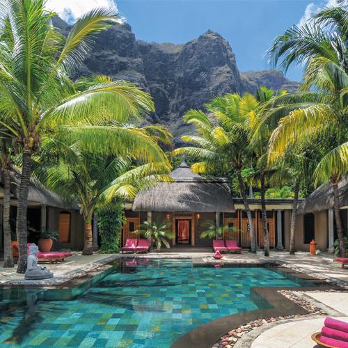 Beachcomber Resort auf Mauritius